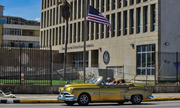 US Embassy Havana