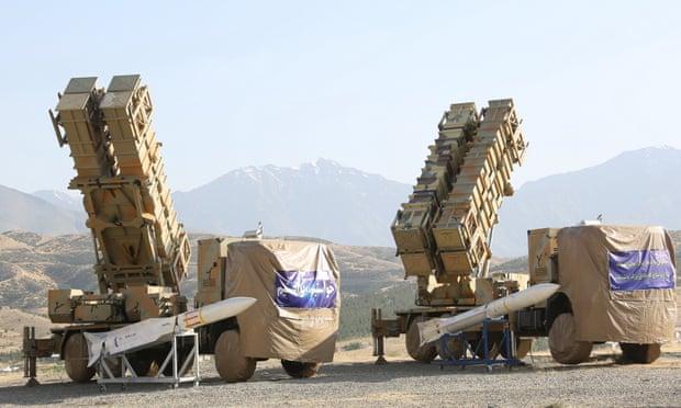 Missile batteries