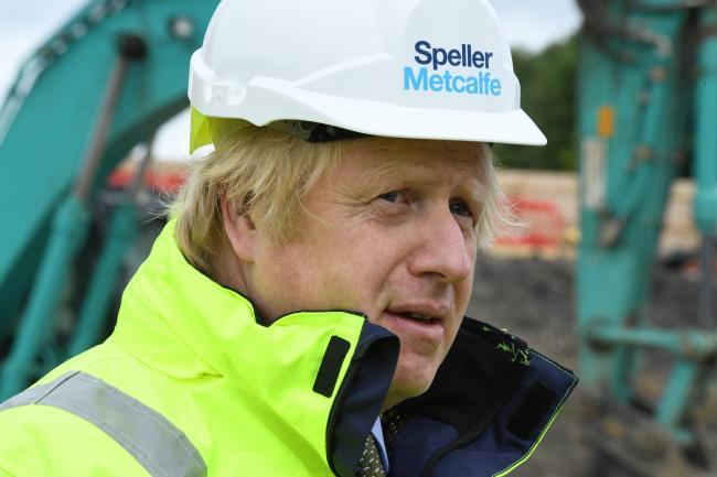 Boris blag